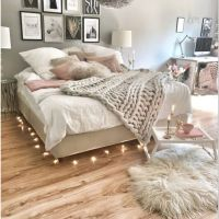 84+ Trendy Teen Bedroom Decor Ideas 13