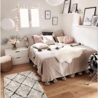 84+ Trendy Teen Bedroom Decor Ideas 20