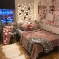 84+ Trendy Teen Bedroom Decor Ideas 22