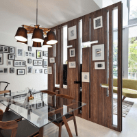 These 7 Wooden Partition Ideas Make Your House Look Elegant!