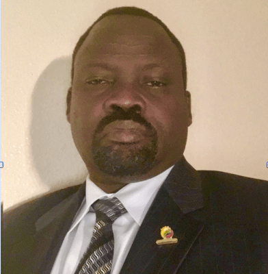 Dei Tut Weangkhor, Interim Chairman of United Democratic Republic Alliance (UDRA)