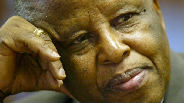 Former Botswana President and Chairman of JMEC, Festus Mogae(Photo: file)