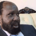 President Salva Kiir caught suprisingly staring on camera(photo: file)