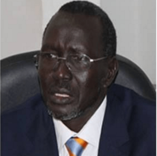 Hon. Stephen Dhieu Dau, South Sudan's Minister of Finance and Economic Planing(Photo: file)