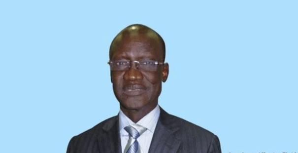 Telar Ring Deng, South Sudan ambassador to Russia(Photo: file)