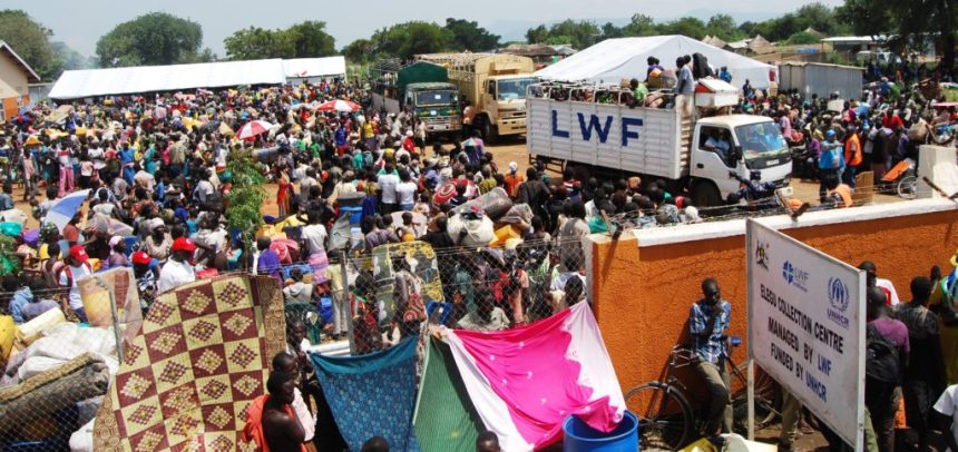 More than half of South Sudanese have crossed borders to neighboring countries(Photo: file)