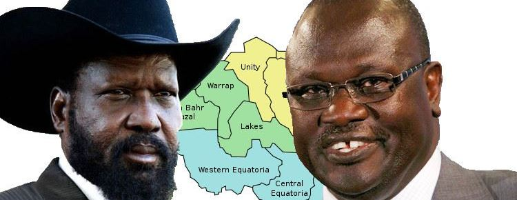 Salva Kiir Mayardit and Dr. Riek Machar Teny(Photo: file)