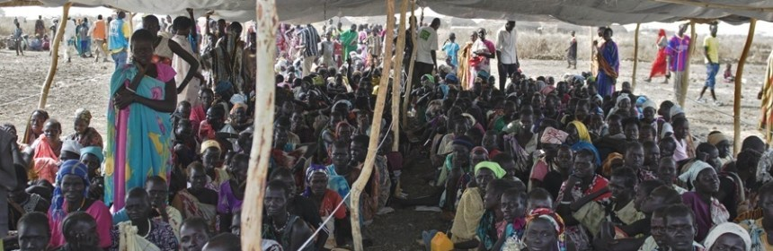 Reports from Maiwut and Pagak indicate that thousands of civilians have been displaced in Longchuk, Mathiang and Maiwut by the ongoing fighting between the SPLA-IG and SPLA-IO(Photo: file)