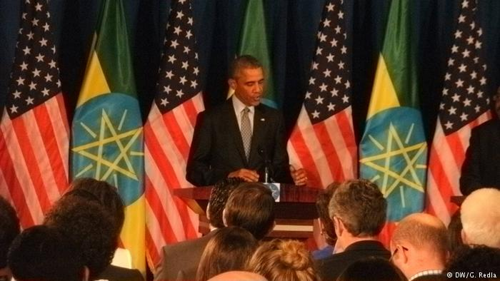 US President, Barack Obama, the first sitting US president to address Afican Union, gather regional leaders here in his last attempt to push for a political solution to South Sudan crises and other epidemic problems in the continent(Photo: file)