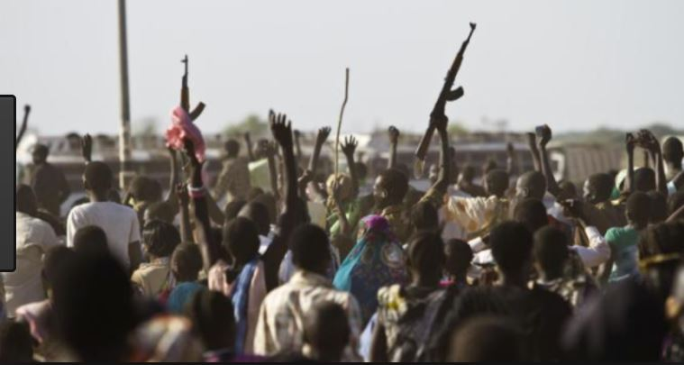 The Apuk and Aguok clans fight over border disputes created by president Salva Kiir in Juba(Photo: file)