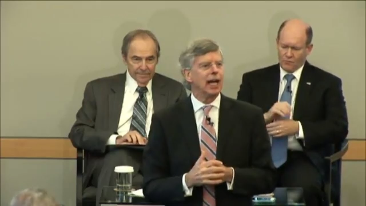 Senator Chris Coons and Donald Booth, former U.S Special Envoy to Sudan and South Sudan, speak on War Famine In South Sudan. In this video, Coons just returned from South Sudan in April this year(Photo: file)