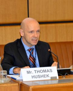 Thomas J. Hushek, of Wisconsin, to be the next US ambassador to Republic of South Sudan(Photo: file)