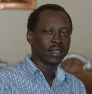 Late Lam Kuei Lam, a renowned journalist, who served as Press Secretary of SPLM/A-IO from January 2017 till his death on Oct 21, 2017(Photo: supplied)