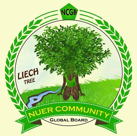 This is the Nuer Community Global logo