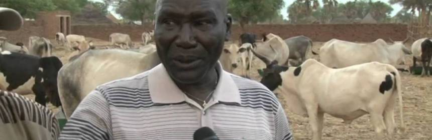 Less than one year ago, 1st Lt. Gen, Paul Malong Awan could feed his cattle or go for tour in his thousand hectares of farm or visit his home in foreign countries, today Malong cannot even see a doctor outside his residence. No one knows the crime he committed better than President Salva Kiir(Photo: file)