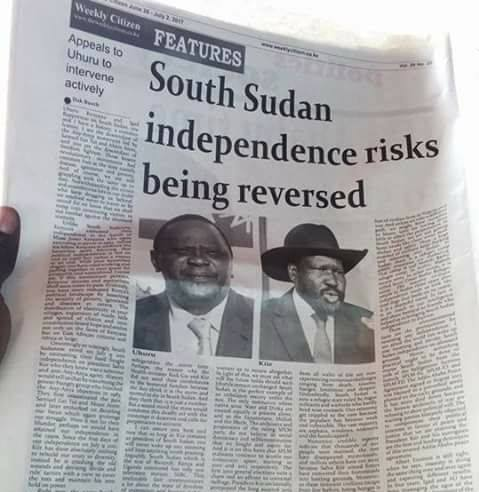 South Sudan Politicians Call On Parliament To Impeach President Kiir and Reverse Deals That Betray Sovereignty