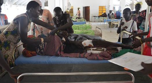 At least three chiefs were killed and three other are being treated in various condition at a NGO-run health center in Poktap(Photo: file)