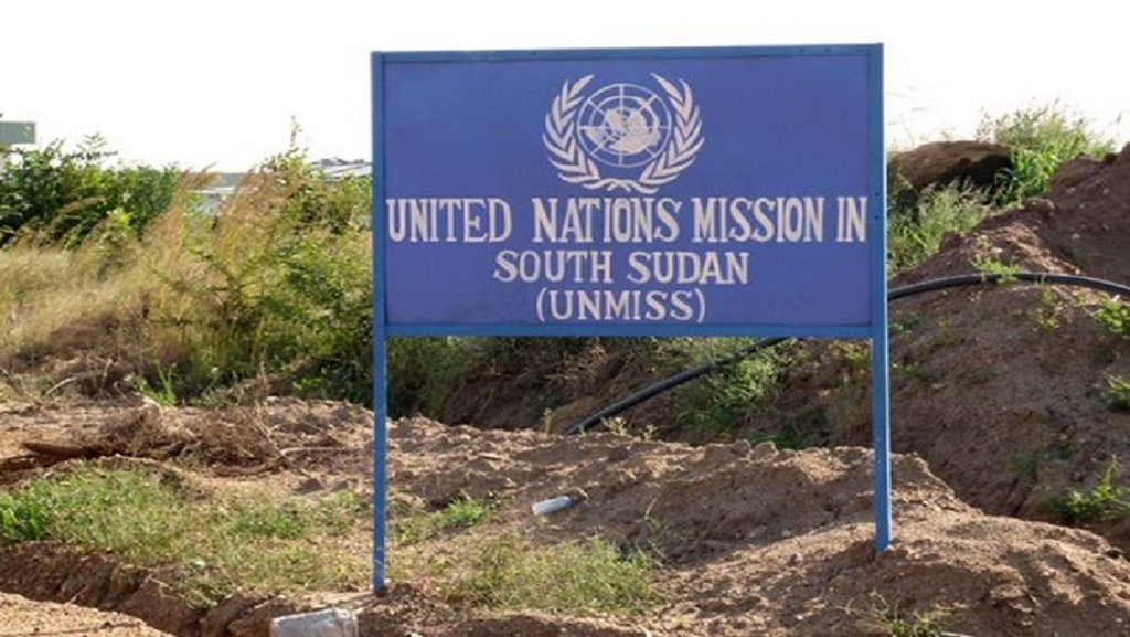 UNMISS (File photo)