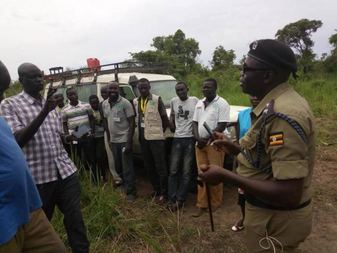 SPLA-IO hands over detained aids workers who were previously accused of spying on their activities(Photo: file)