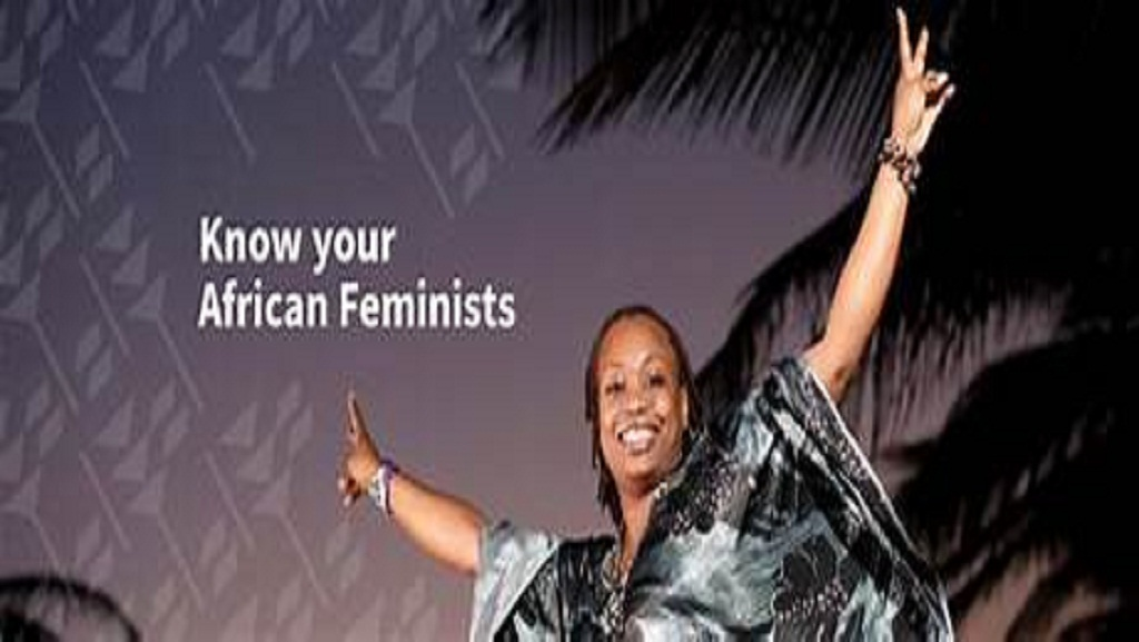 Photo depicting African feminists (File photo)