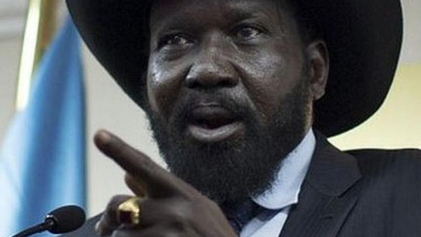 President Salva Kiir (File photo)