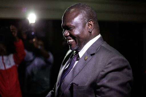 South Sudan's SPLM/SPLA (IO) Chairman and Commander-in-Chief Dr. Riek Machar Teny-Dhurgon (File Photo)