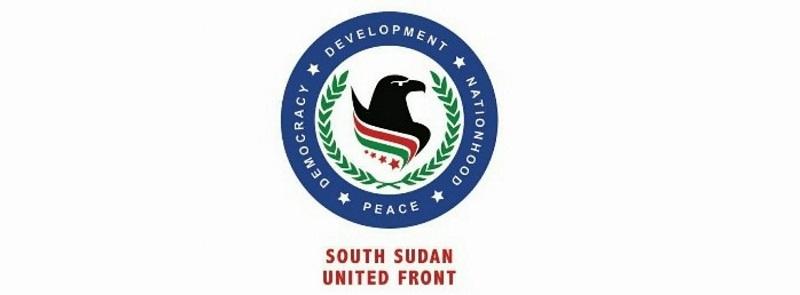South Sudan United Front Logo (photo courtesy)