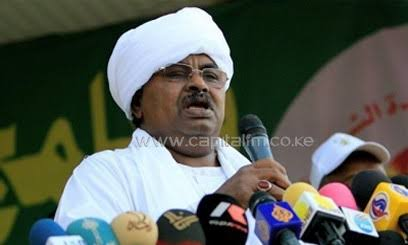Sudan's head of National Security and Intelligence Service Salah Gosh (File photo)