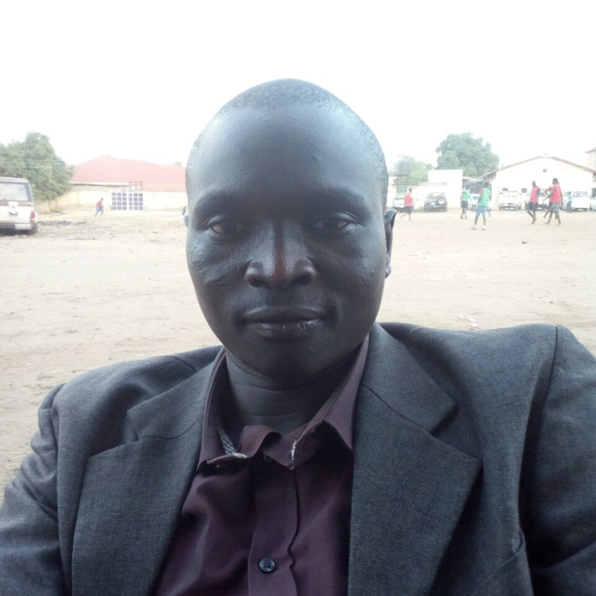 Former Commissioner of Ulang County, Col. Gatwech Reath Gatluak (File photo)