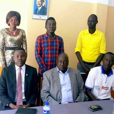 SPLM-IO Youth League in Uganda (File Photo)