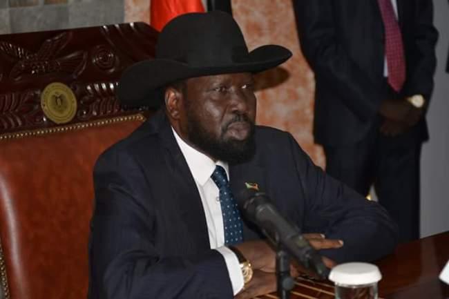South Sudan President Salva Kiir Mayardiit (photo: file/supplied/Nyamilepedia)