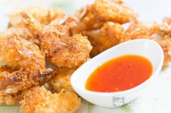 Жареные креветки в кокосовой панировке — рецепт с фото ...