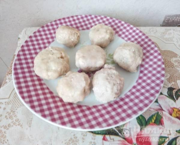 Паровые котлеты из куриного филе — рецепт с фото пошагово