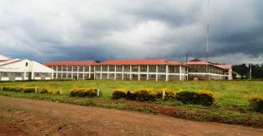 Nyandarua Institute of Science and Technology serene learning environment