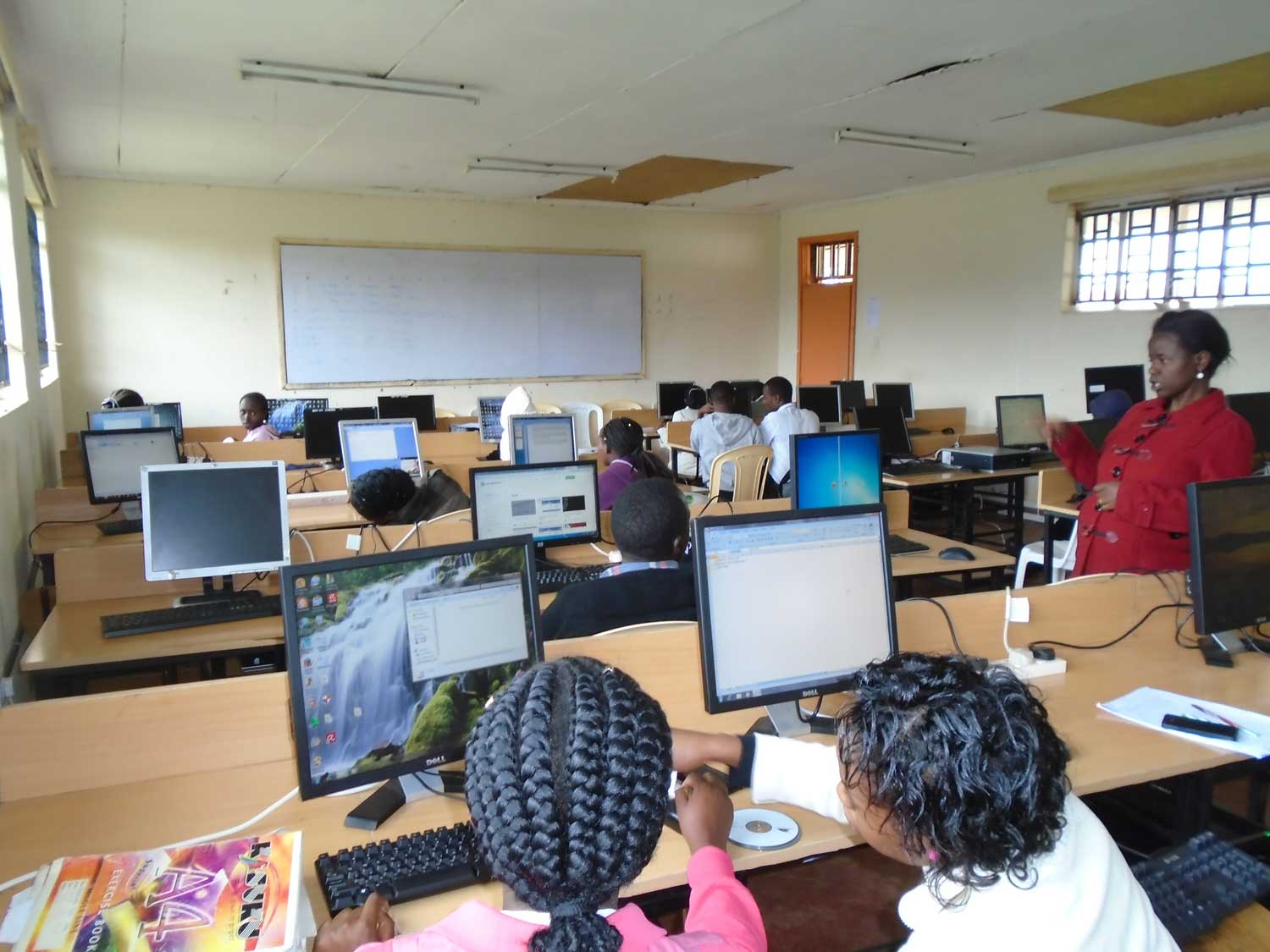Nyandarua Institute of Science and Technology ICT Lab