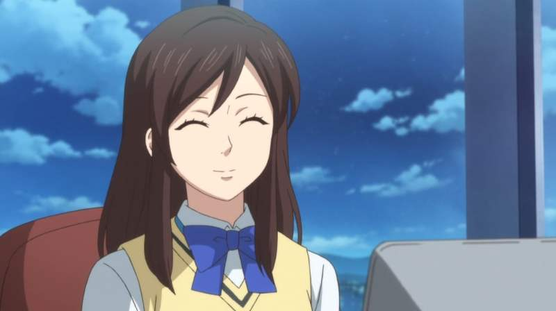【PSO2アニメ】アンキモが好きなリナ会長
