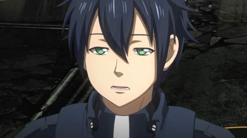 【PSO2アニメ】呆れるイツキ