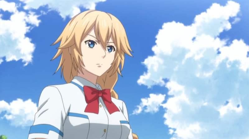 【PSO2アニメ】最後に出てくるアイカさん
