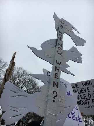 Women's March on Washington.