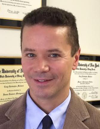 Craig Markson, Ed.D. : Director (2019 - 2022)