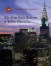 NYAPE Professional Journal 2012