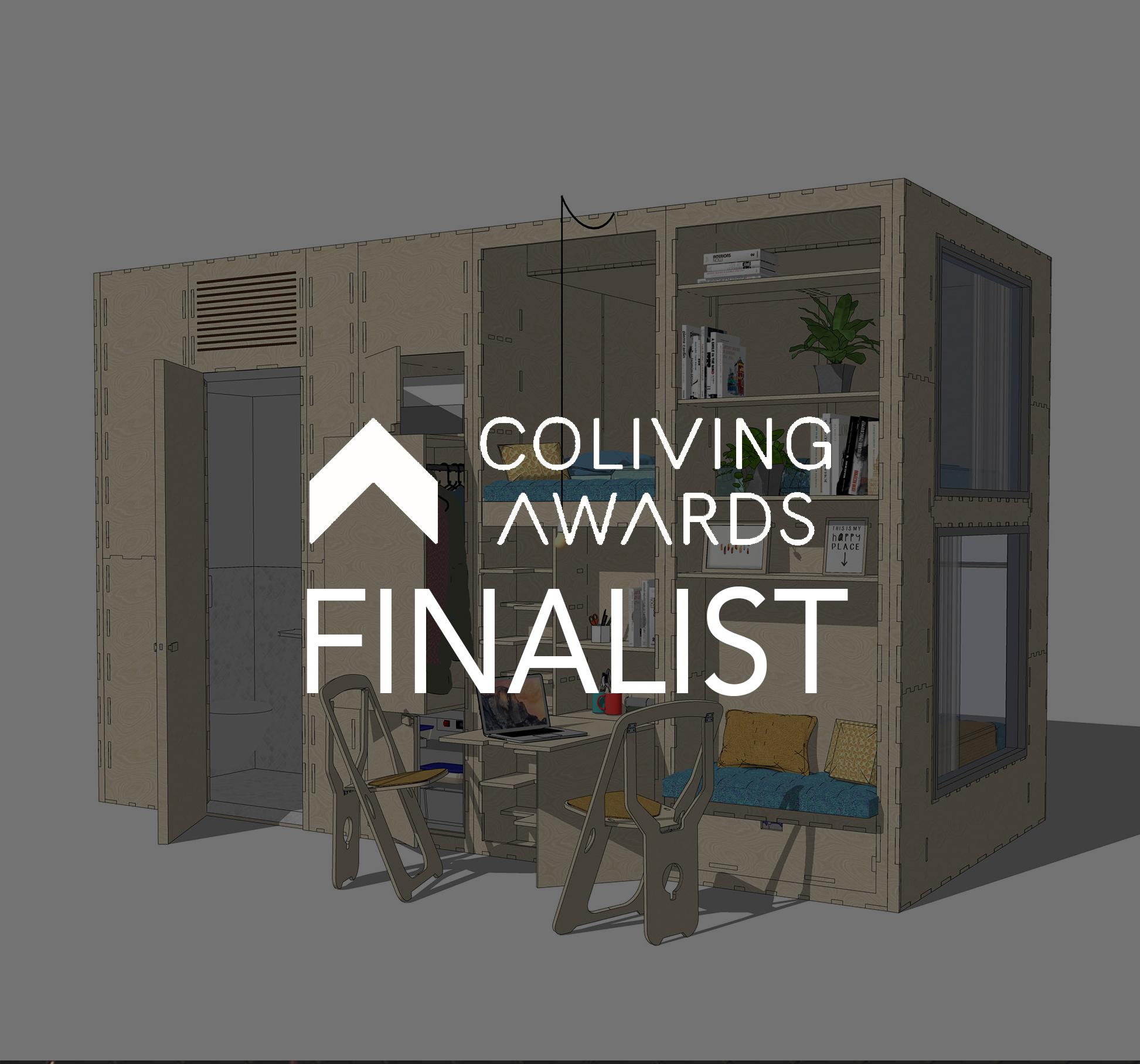 Nyasha Harper-Michon - KumbaPod Coliving Awards Finalist 2021