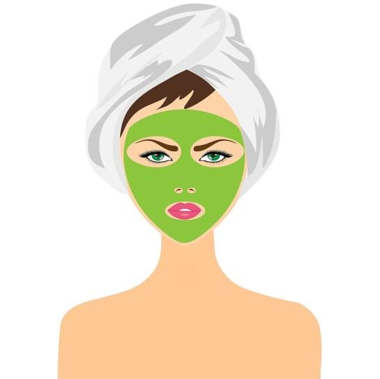 les gommages et les masques visages vous aiderons à avoir une belle peau, douce et bien nourrie