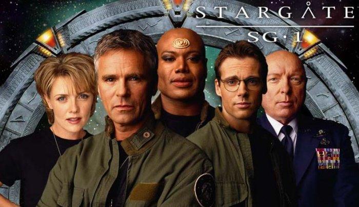 la série de la science fiction