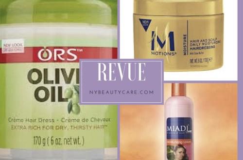 revues de quelques produits capillaires déja utilisé