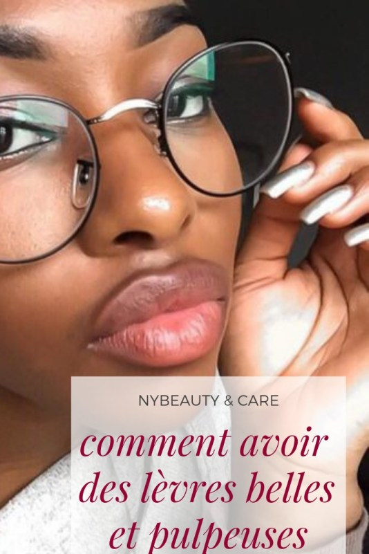 les astuces pour vaoir de belles lèvres ouces naturellement
