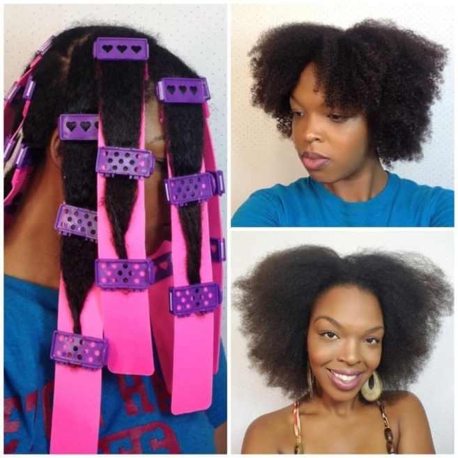 les plaques CWK peuvent aider à étirer les cheveux