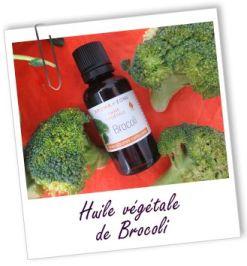 huile de brocoli anti frosottis et pour sceller