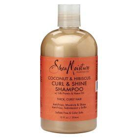 shampoing pour cheveux bouclés