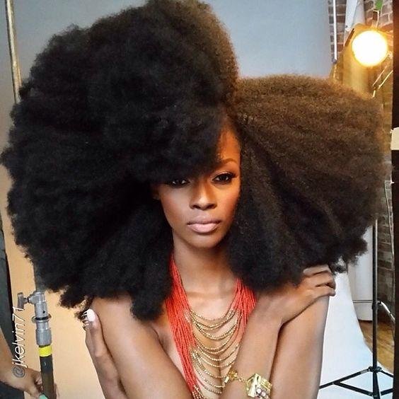 comprendre la structure et la croissance du cheveux crépus